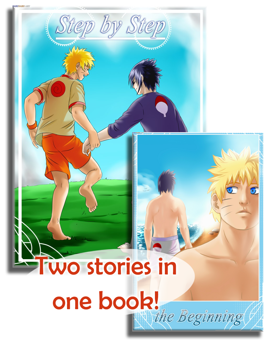 The Beginning + Step by Step - Comic Book