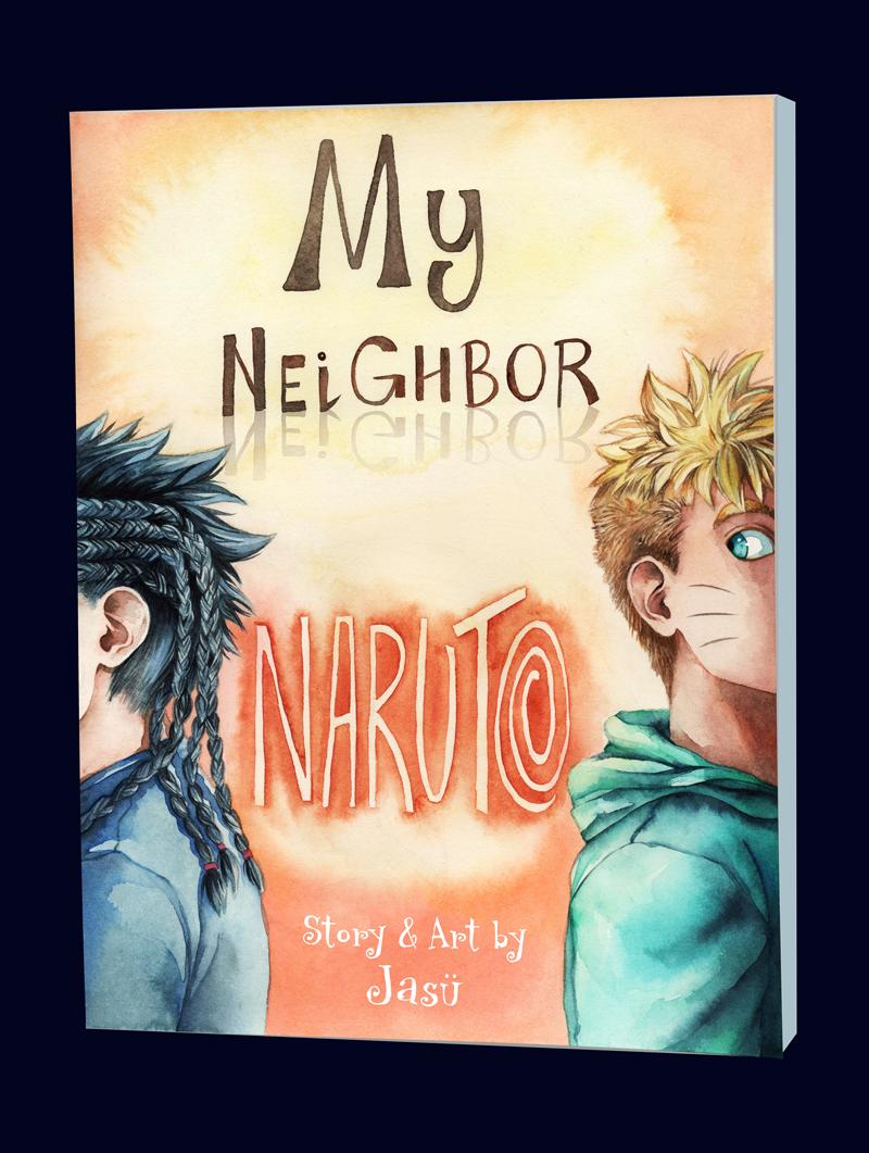 My Neighbor Naruto - Comic Book