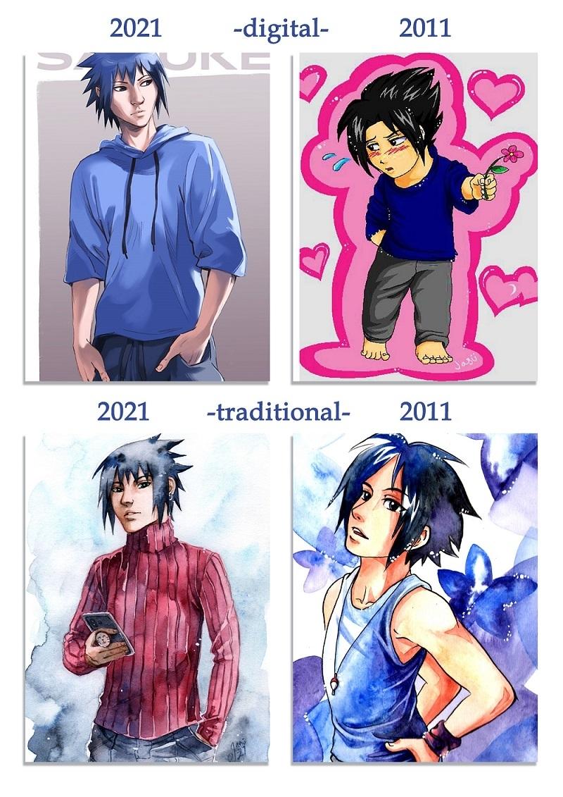 sasuke improvement